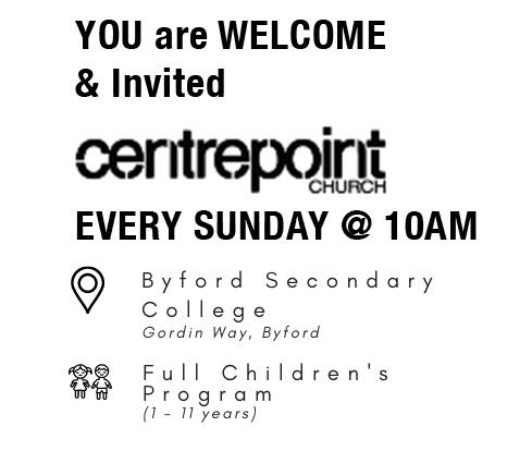 Church in Byford
